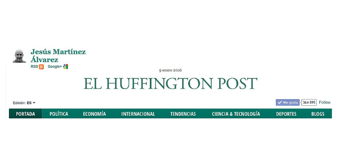 Artículos publicados en El Huffington Post
