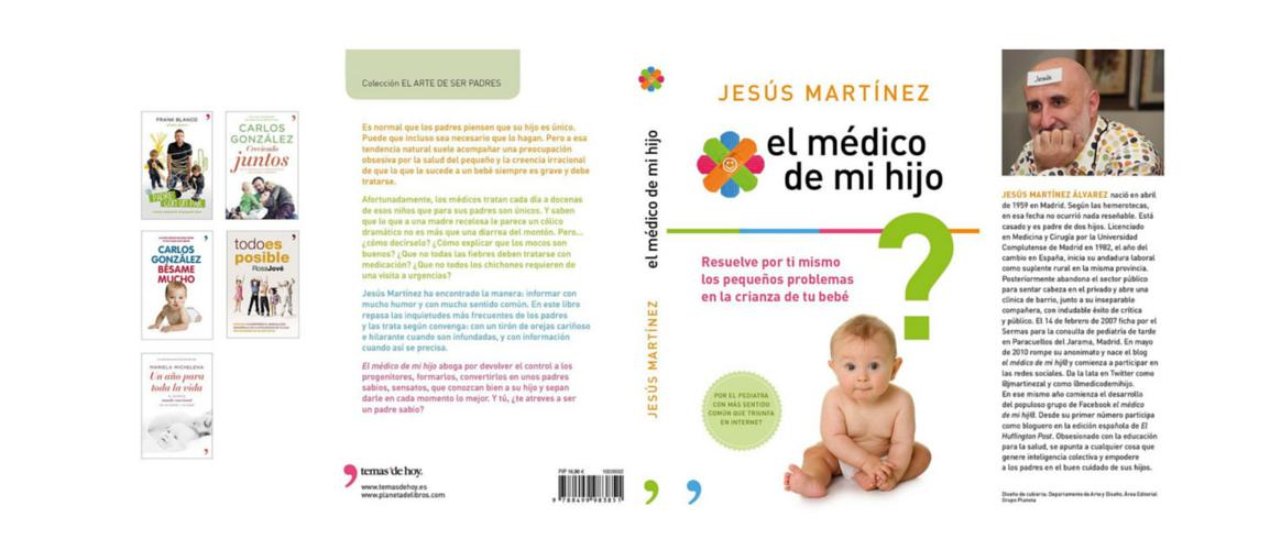 libro el médico de mi hijo